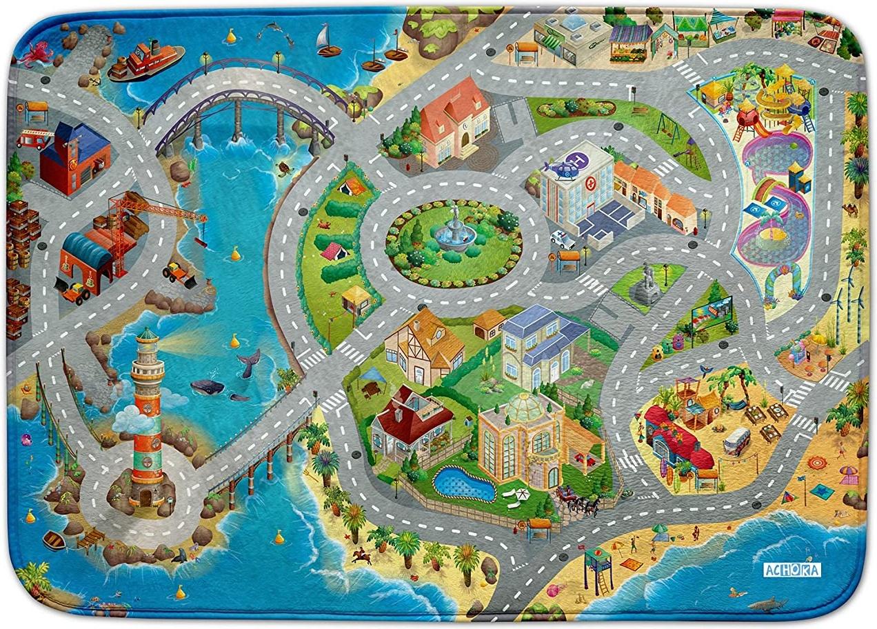 Ultrasoft Spielteppich 'Seaside' 100x150 Bild 1