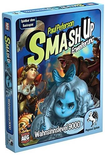 Pegasus Spiele 17261G - Smash Up Wahnsinnslevel 9000 Bild 1