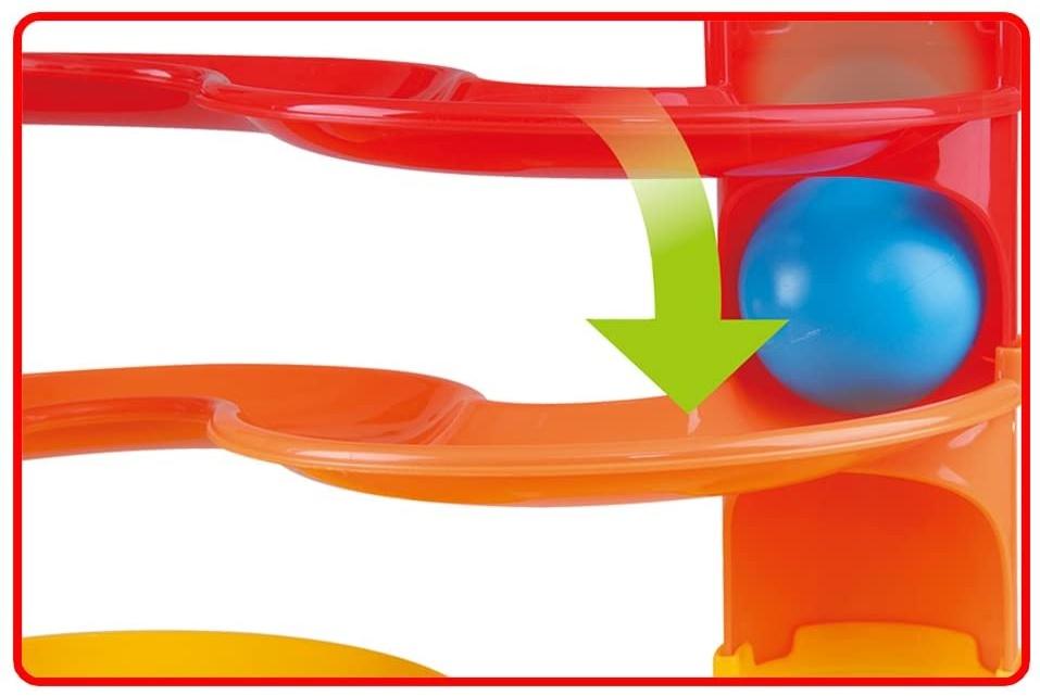 PlayGo 44553 Pudelbahn 6 Höhen & 3 Bälle Bild 1