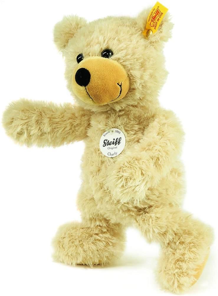 Steiff 012808 Charly Schlenkerteddy 30 beige Bär Bild 1