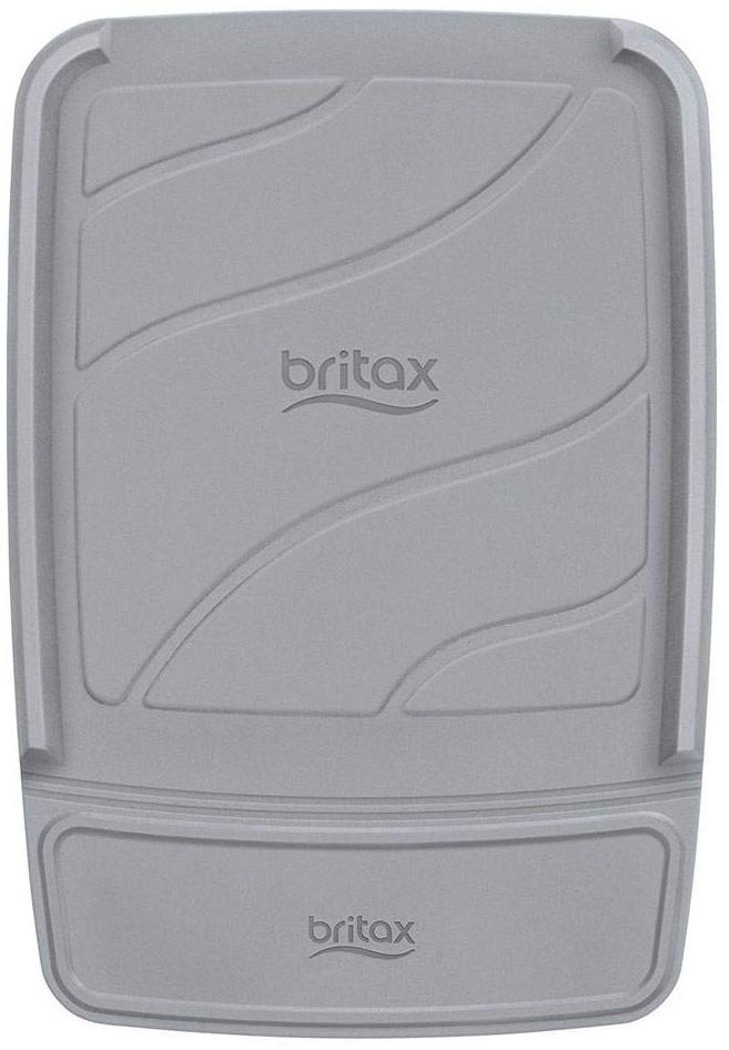 Britax Römer Original Zubehör I Schutzunterlage für Kindersitz I Autositz Schutz I Grau Bild 1