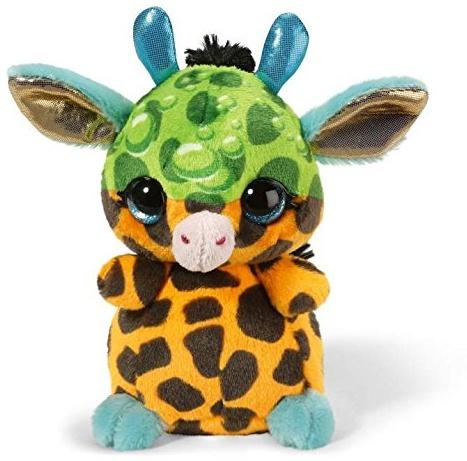 NICI 38799 - NICIdoos Bubble Giraffe Loomimi Crazy, Plüschtiere, 16 cm Bild 1