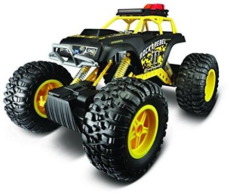 Maisto 581157 - R/C Rock Crawler 3XL 39cm, RTR 2, 4 GHz USB, Auto- und Verkehrsmodelle Bild 1