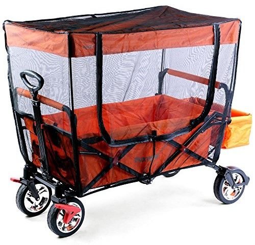 Fuxtec Insektenschutz für Bollerwagen JW76C Bild 1