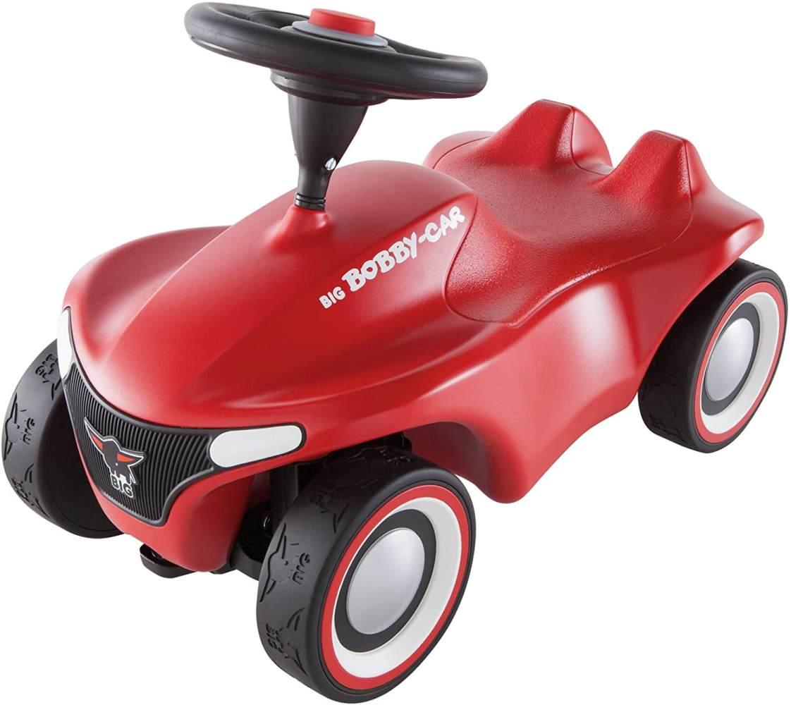 BIG 800056240 'Bobby-Car-Neo rot' ab 12 Monaten, bis 50 kg belastbar, rot Bild 1