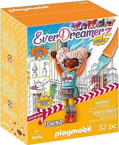 PLAYMOBIL- EverDreamerz 70476 Edwina - Comic World, Mit PLAYMOBIL-Wasserstift, Ab 7 Jahren Bild 1