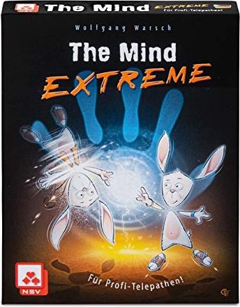 NSV - 4091 - The Mind - Extreme - Kartenspiel Bild 1