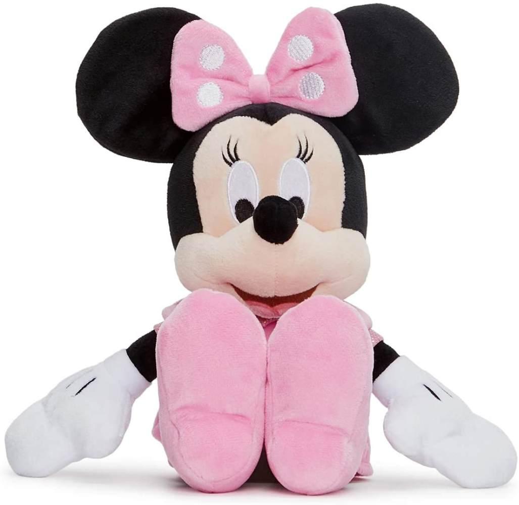 Simba 6315874843 - Disney Plüschfigur, Minnie, 25 cm Bild 1