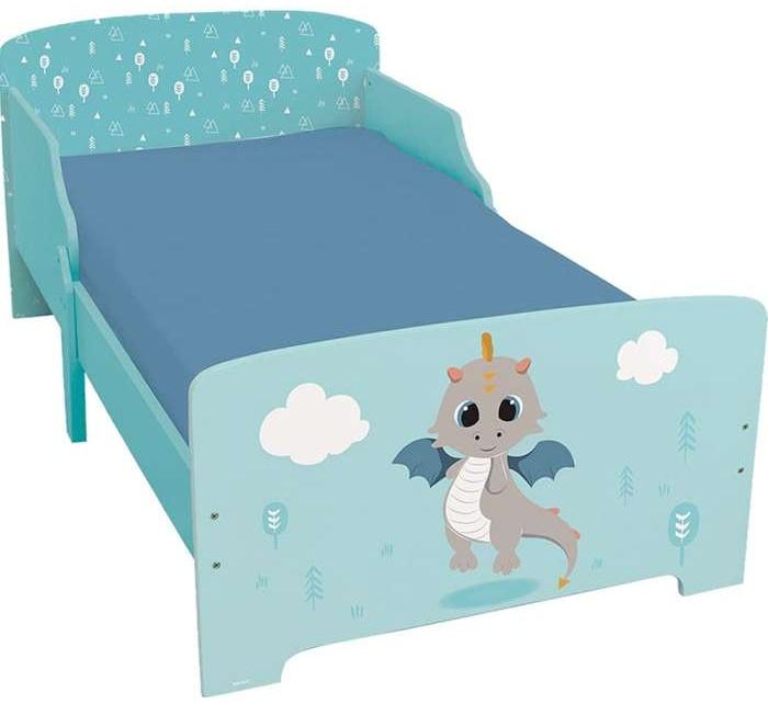 Fun House 'Drache' Kinderbett 70x140 Bild 1