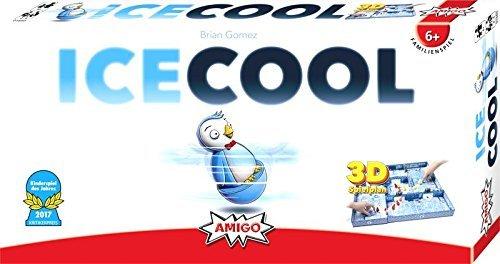 AMIGO 01660 Icecool, Kinderspiel des Jahres 2017 Bild 1