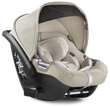 Inglesina 'Darwin' Babyschale Cashmere Beige 2020 i-Size Bild 1