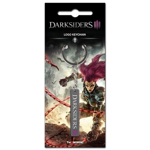 """Darksiders Keychain """"Logo"""" Bild 1"""