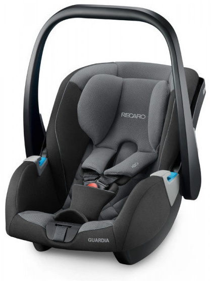 Recaro Guardia Carbon Black Kollektion 2017 Bild 1