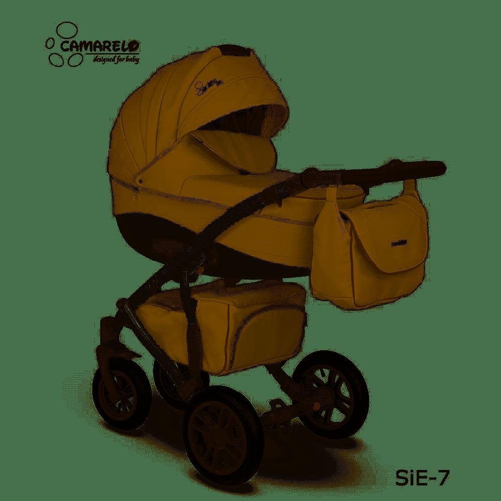 Camarelo Sirion ECO - 3in1 Kombikinderwagen - SiE-7 beige/ braun Bild 1