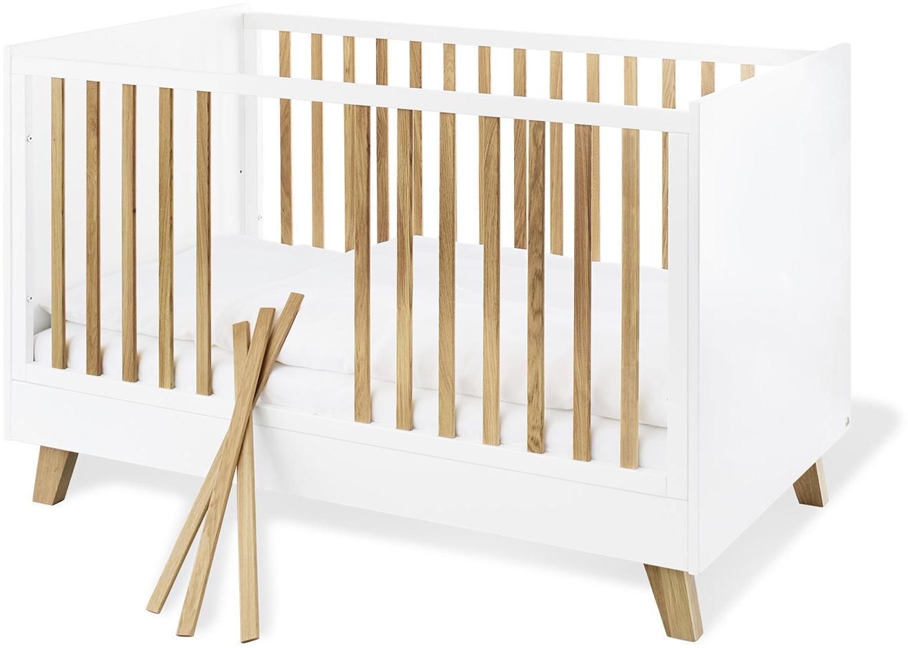 Pinolino 'Pan' Kombi-Kinderbett Bild 1