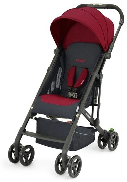 Recaro 'Easylife 2' Buggy 2020 Select Garnet Red Bild 1