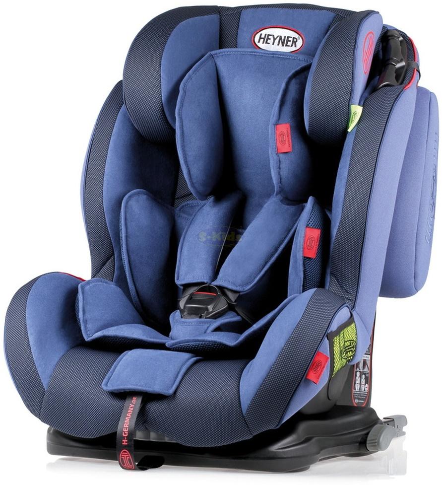 HEYNER Capsula Multifix Ergo 3D Kindersitz mit Isofix Cosmic Blue Bild 1
