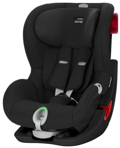 Britax Römer - King II LS Black Series Cosmos Black (Kollektion 2017) Bild 1