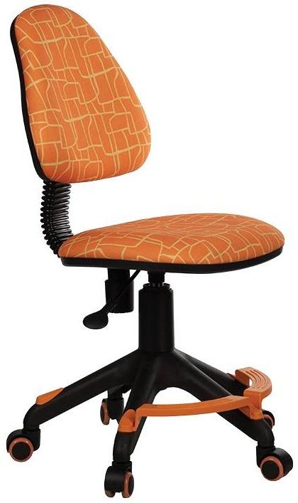 Hype Chair Schreibtischstuhl für Kleinkinder orange Bild 1