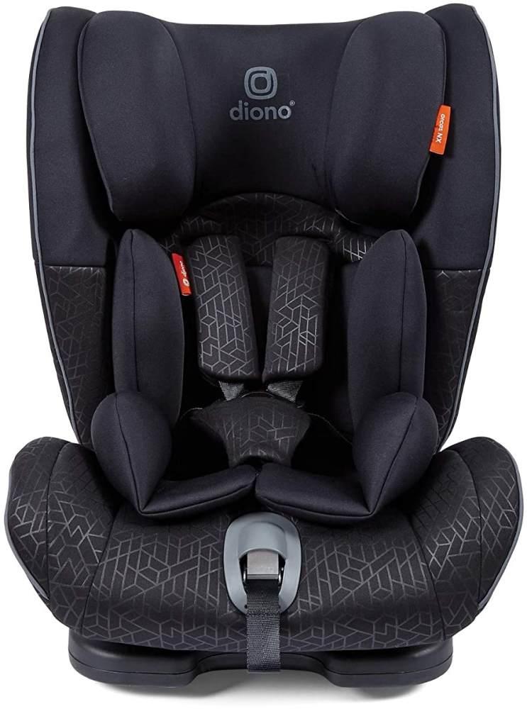 Diono Orcas NXT, fester Autositz, Gruppe 1/2/3 (9–36 kg, ca. 9 Monate bis 12 Jahre), Schwarz Bild 1