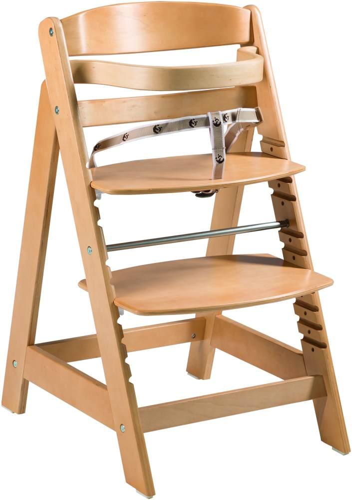 Roba 'Sit Up Click' Hochstuhl natur Bild 1