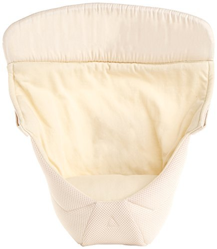 Ergobaby - Neugeboreneneinsatz Cool Air Easy Snug für Original & 360° Natural Bild 1