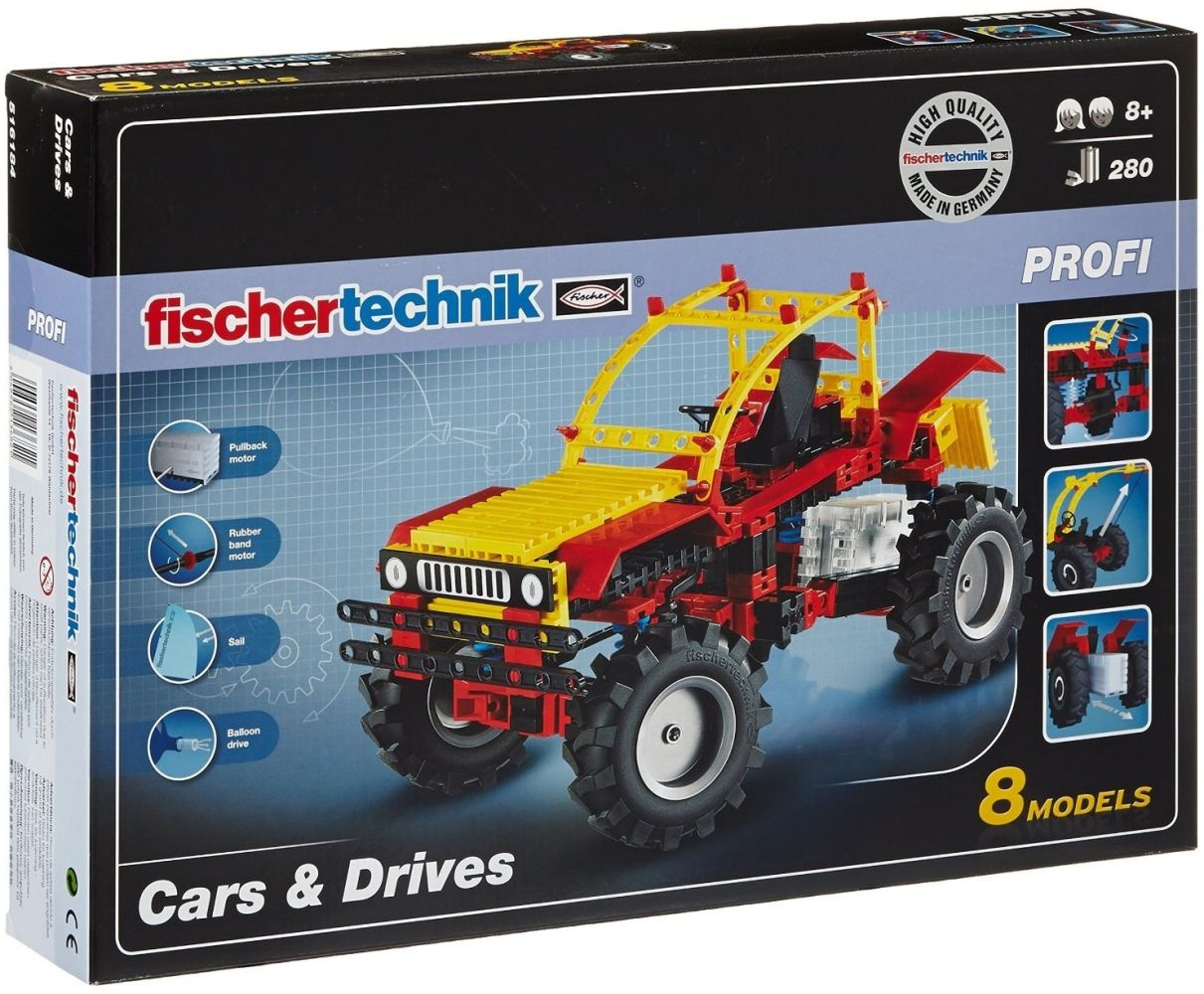 Fischertechnik - PROFI Cars and Drive 516184 Bild 1