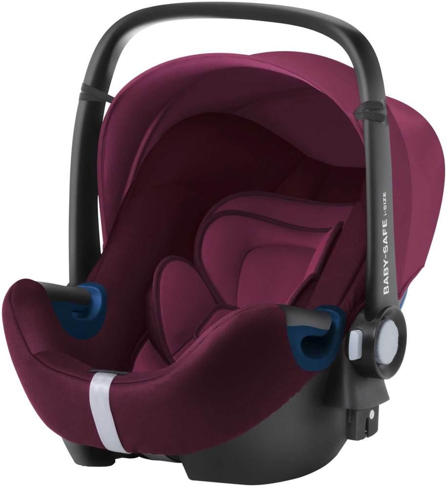 Britax Römer Baby-Safe2 i-Size Burgundy Red Kollektion 2019 Bild 1