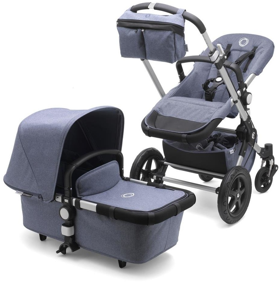 Bugaboo - Cameleon 3 Fresh Collection (blau meliert) Bild 1