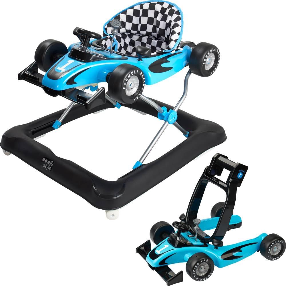 IB Style 'Little Racer' Lauflernhilfe, blau Bild 1