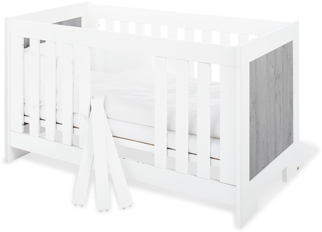 Pinolino 'Lolle' Kombi-Kinderbett weiß Bild 1