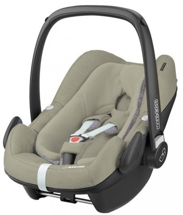 Maxi-Cosi Pebble Plus i-Size Sand Quinny Design Kollektion 2019 Bild 1