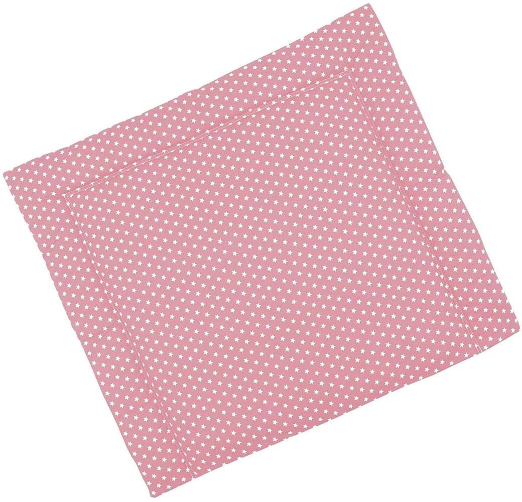 Sugarapple Wickelauflage pink, Sterne Bild 1