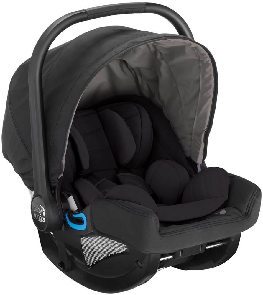 Baby Jogger City GO i-Size Kinderautositz, von der Geburt bis 18 Monate/13 kg, schwarz Bild 1