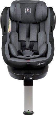 BabyGO - Kinderautositz Iso360 Grau (Kollektion 2018) Bild 1