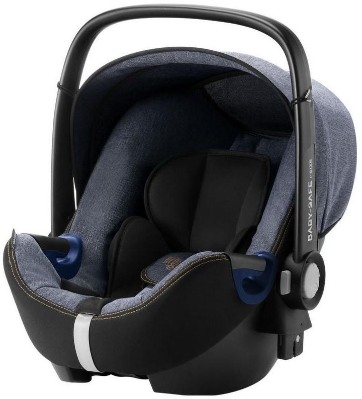 Britax Römer Baby-Safe2 i-Size Blue Marble Kollektion 2019 Bild 1