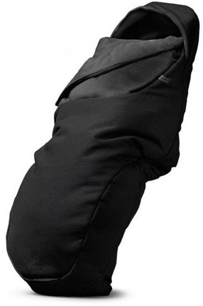 Quinny - Fußsack Black Devotion, universell einsetzbar Bild 1