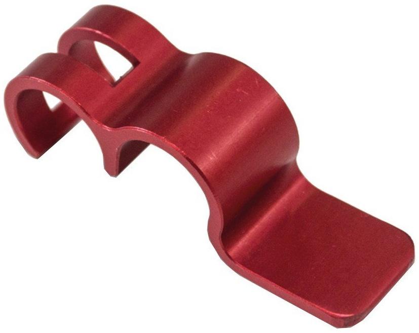Burley Unisex– Erwachsene Rahmen-3091997109 Rahmen, Rot, One Size Bild 1