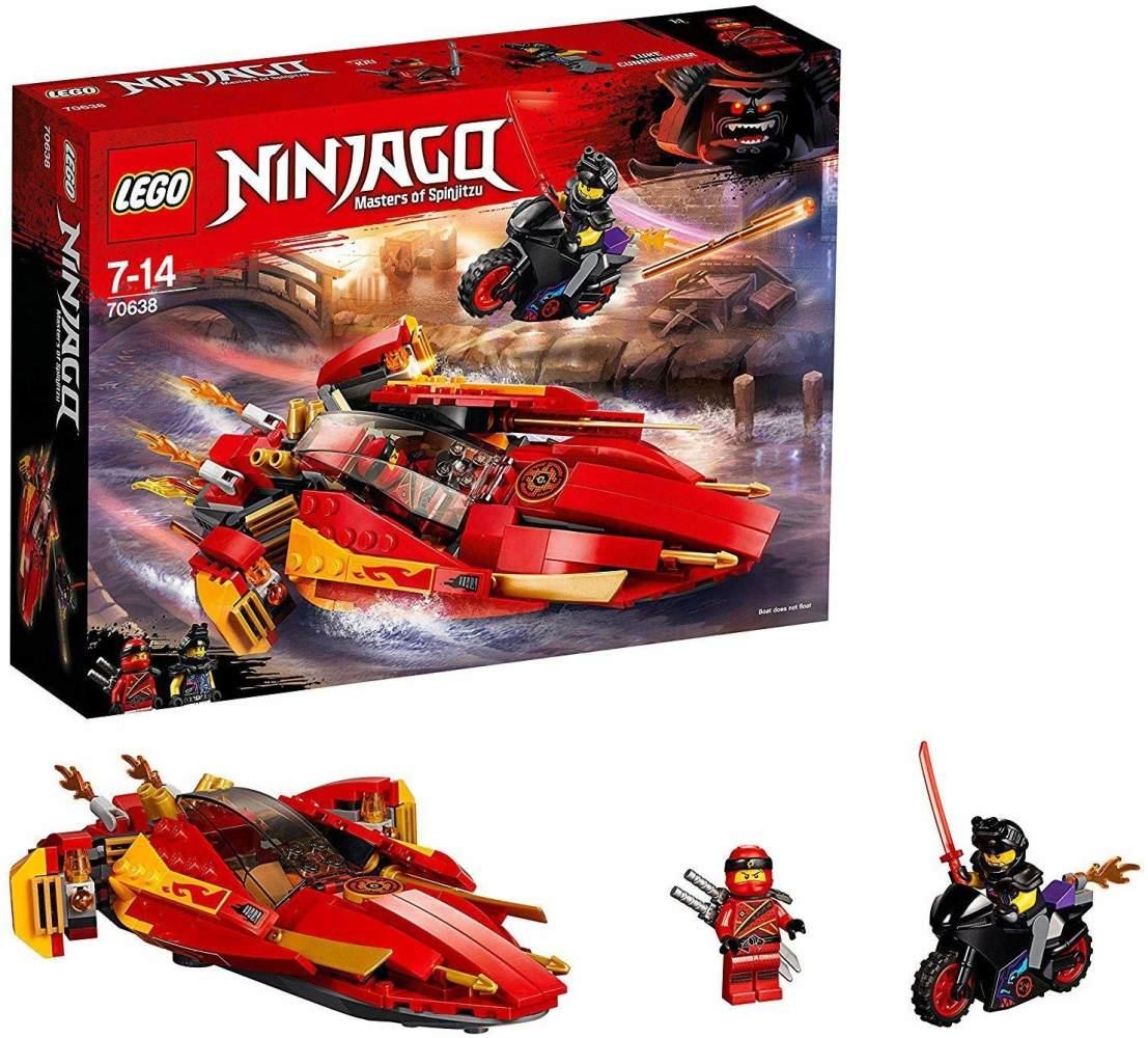 LEGO Ninjago Katana V11 70638 - Cooles Kinderspielzeug Bild 1