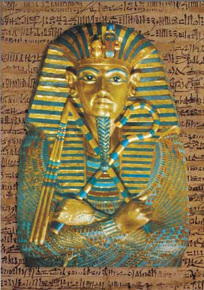 International Publishing 0901N14456B - Tutankhamon, Klassische Puzzle Bild 1