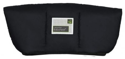 Odenwälder 'Muffolo Long' Handwärmer schwarz Bild 1