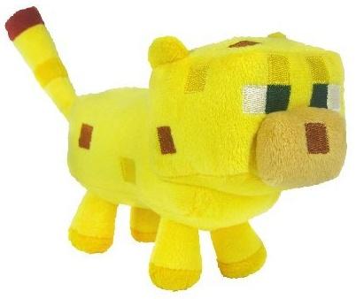 Minecraft 16534 - Plüschfigur Ozelot Bild 1