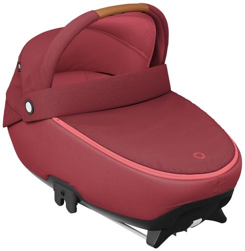 Maxi Cosi 'Jade' Kinderwagenaufsatz & Babyschale 2020, Essential Red Bild 1