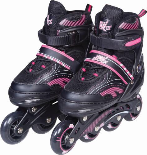 New Sports Inliner Pink, ABEC 7, Gr. 35-38 Bild 1