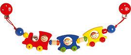 Kinderwagenkette Zug / Heimess Bild 1