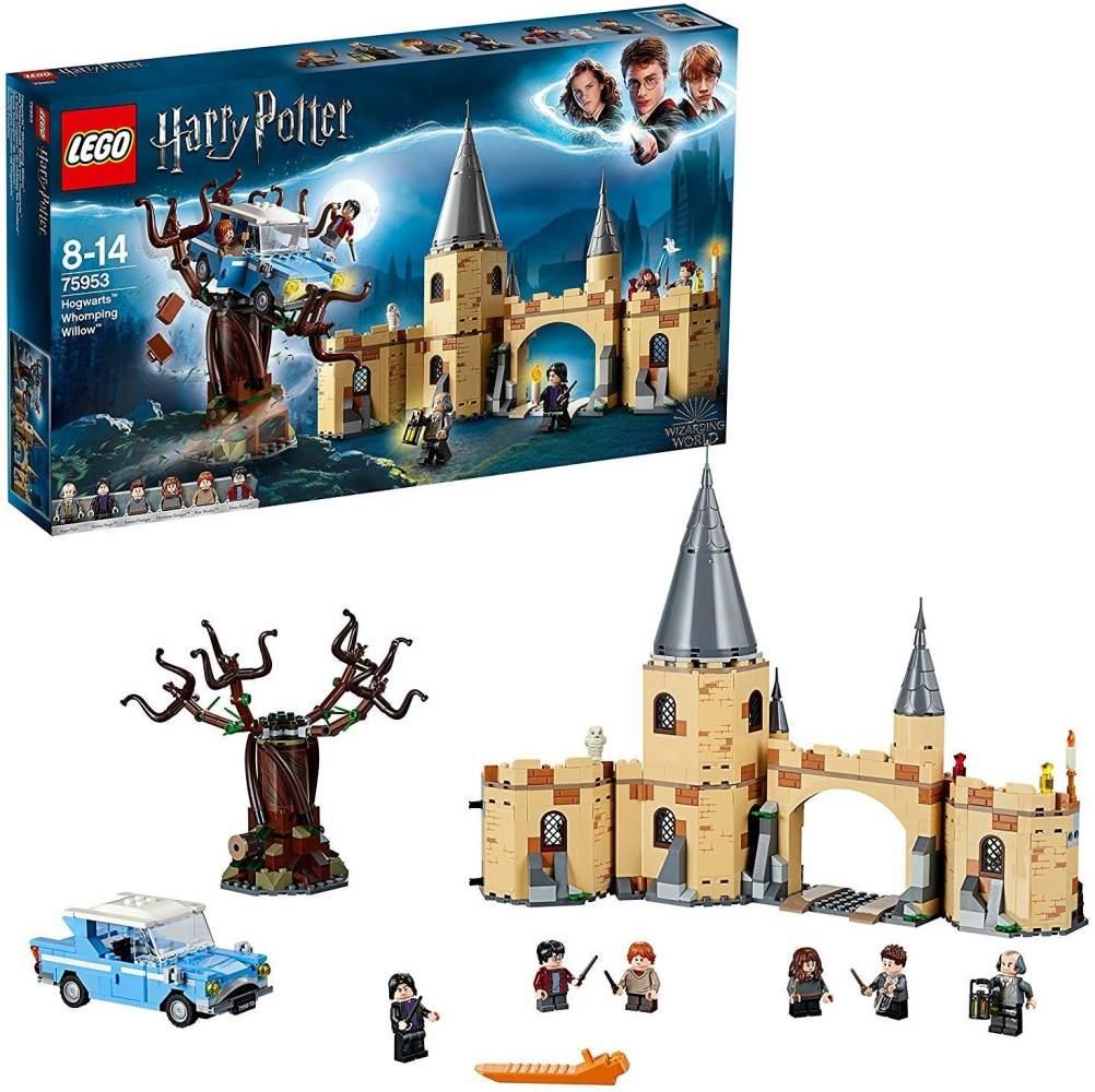 """LEGOHarryPotter 75953 'Die Peitschende Weide von Hogwarts™', 753 Teile, ab 8 Jahren, tolles Set aus """"Harry Potter und die Kammer des Schreckens"""" Bild 1"""