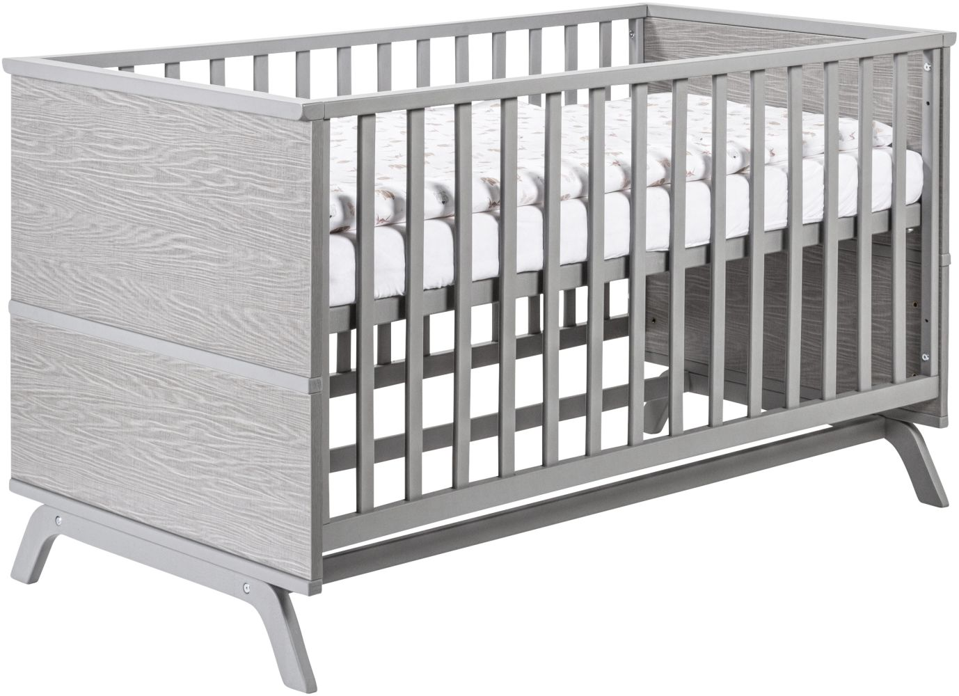 Schardt 'Vicky' Kombi-Kinderbett grau Bild 1