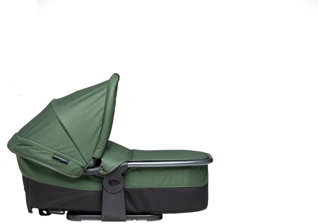 TFK Mono Kombieinheit - Liege / Sitzeinheit für TFK Mono Sportkinderwagen Olive Bild 1