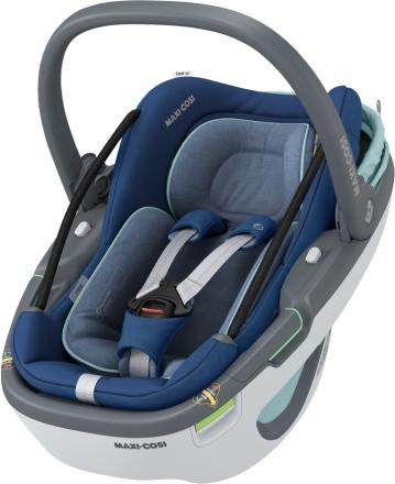 Maxi-Cosi 'Coral 360' Babyschale 2021 Essential Blue, 0 bis 13 kg (Gruppe 0+) Bild 1
