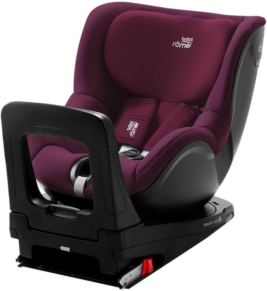 Britax Römer - Swingfix i-Size Kindersitz - Burgundy Red Kollektion 2019 Bild 1
